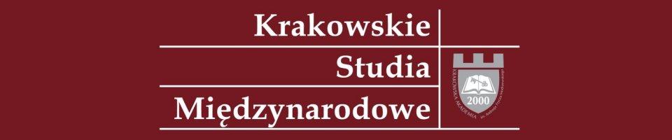 Krakowskie Studia Międzynarodowe